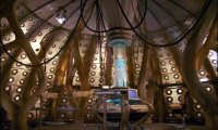 Alone in the Tardis